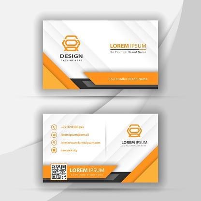 business card new design