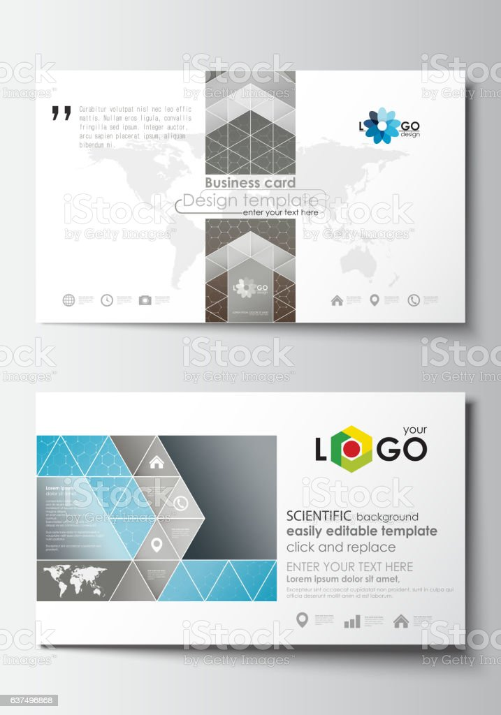 Business card templates cover template easy editable blank abstract business card templates cover template easy editable blank abstract flat royalty free wajeb Gallery