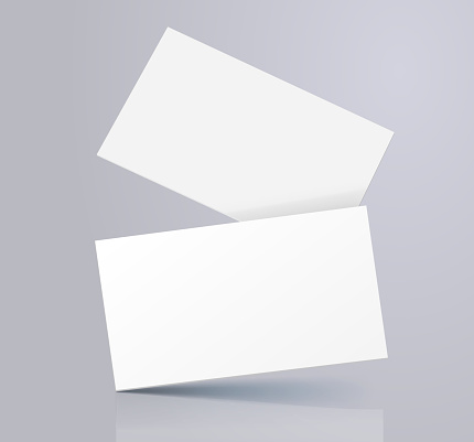 business cards model