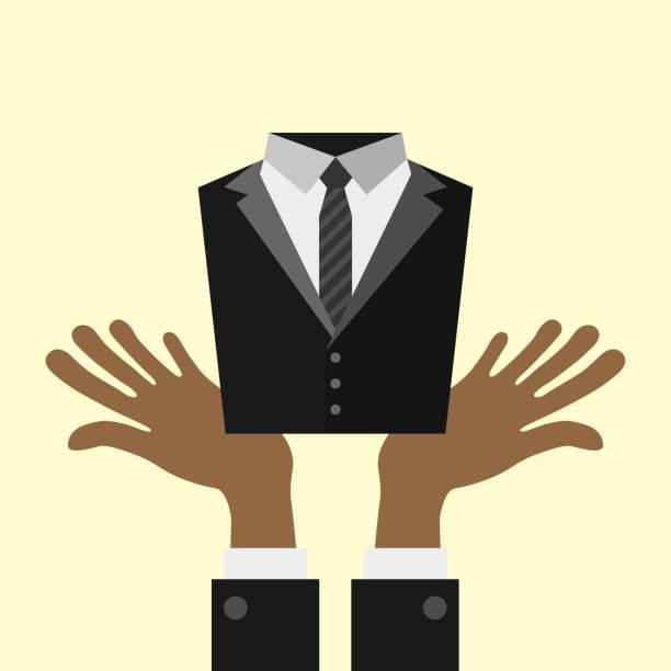 Business career management concept illustration vector art illustration