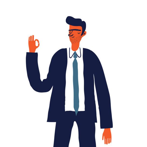 business Zeichen – Vektorgrafik