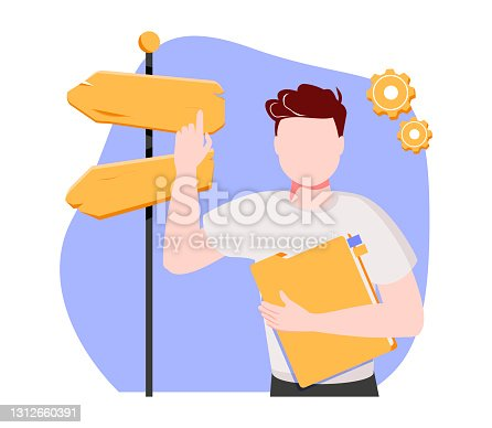 istock Business communication and collaboration, teamwork, partnership. International business, unified communication, decision making metaphors. Vector isolated concept metaphor illustrations. 1312660391