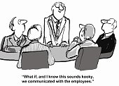 Business Communication, Change Management and Conflict Resolution