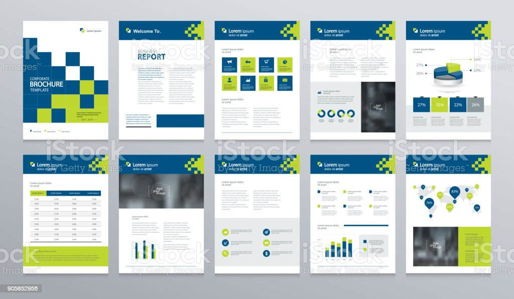 Business company profile annual report brochure flyer business company profile annual report brochure flyer presentationsmagazineand wajeb