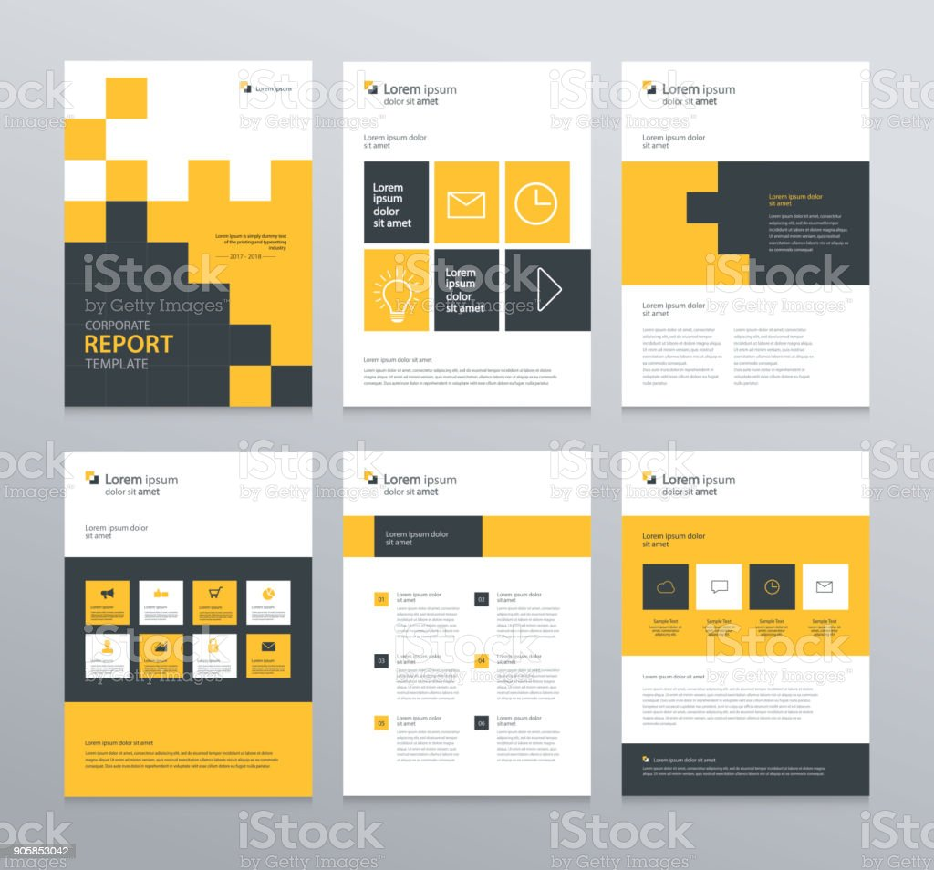 Unternehmen Unternehmensprofil Geschäftsbericht Broschüre Flyer ...