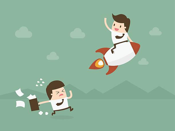 business competition. - 競技運動 幅插畫檔、美工圖案、卡通及圖標