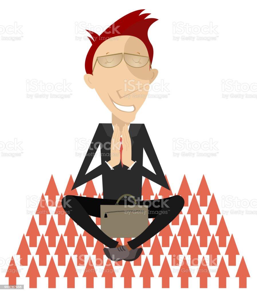 Business concept illustration vector art illustration