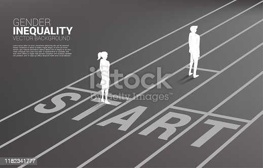 Concept of gender inequality in business and obstacle in woman career path