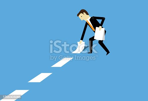 istock Business concept 1205303066