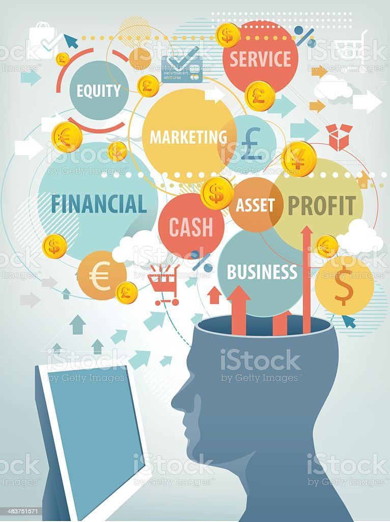 Business concept royalty-free business concept stock vector art & more images of abstract