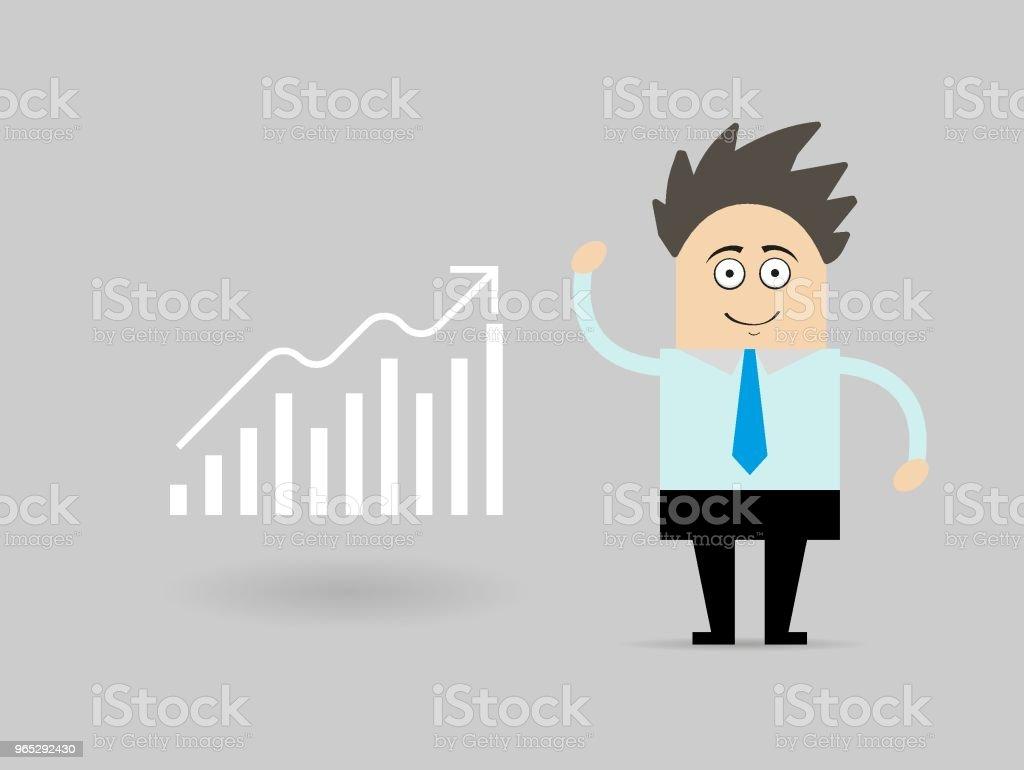 Business concept business concept - stockowe grafiki wektorowe i więcej obrazów biznes royalty-free