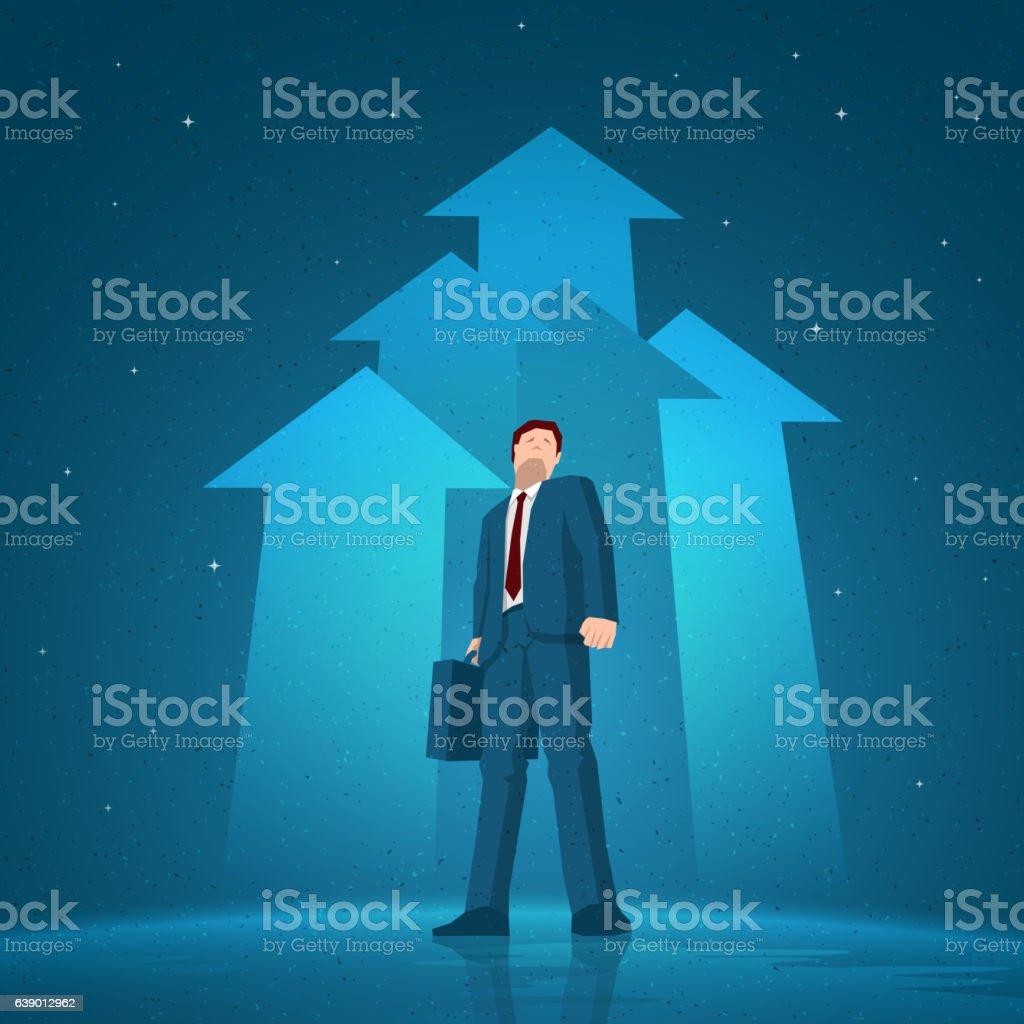 Business concept vector illustration vector art illustration