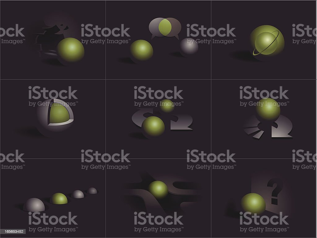 Business Concepts (Part 2) royalty-free stock vector art