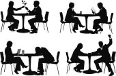 Business couple sitting at table for lunch breakhttp://www.twodozendesign.info/i/1.png