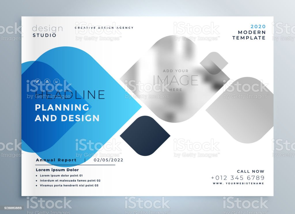 Business cover page template design for your brand in creative style business cover page template design for your brand in creative style royalty free business cover friedricerecipe Images