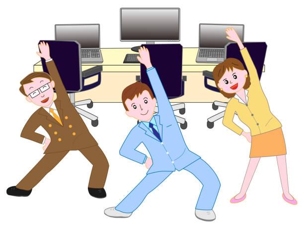 business dance – artystyczna grafika wektorowa