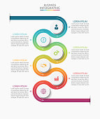 istock Business data visualization. timeline infographic icons designed for abstract background template 1221118897