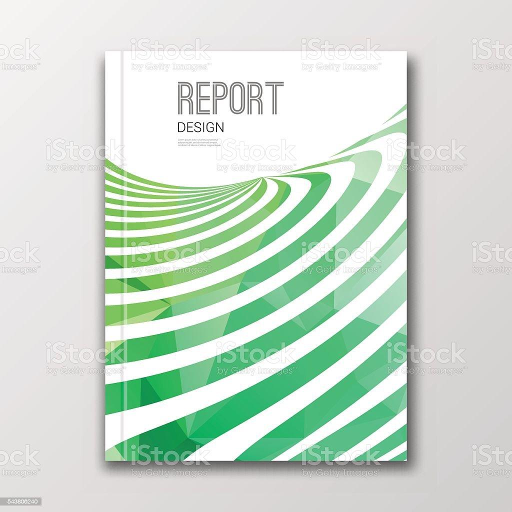 Plantilla De Diseño De Negocios Cubierta Folleto Informe Libro ...