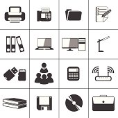 Business device web icon