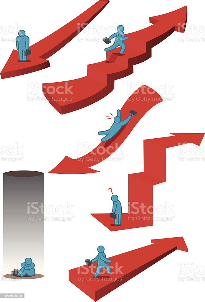 business directions royalty-free business directions stock vector art & more images of adult