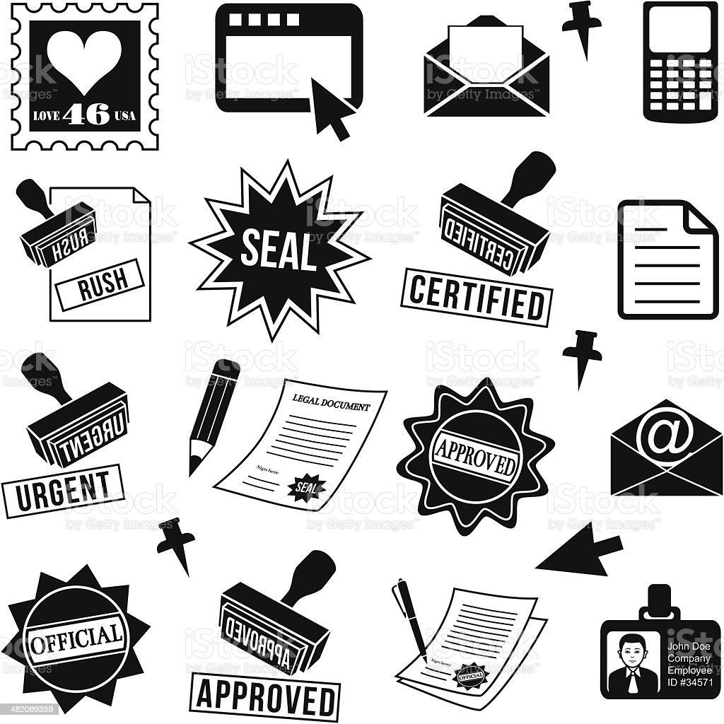 business documents design elements royalty-free business documents design elements stock vector art & more images of alphabet