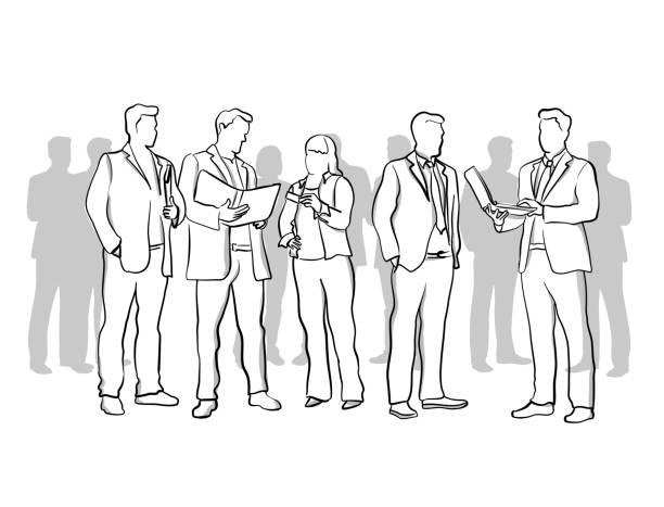 Business Edge – Vektorgrafik