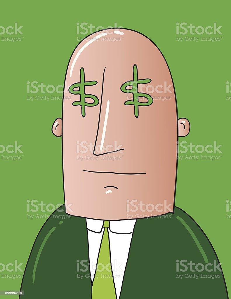 business entrepreneur royalty-free stock vector art