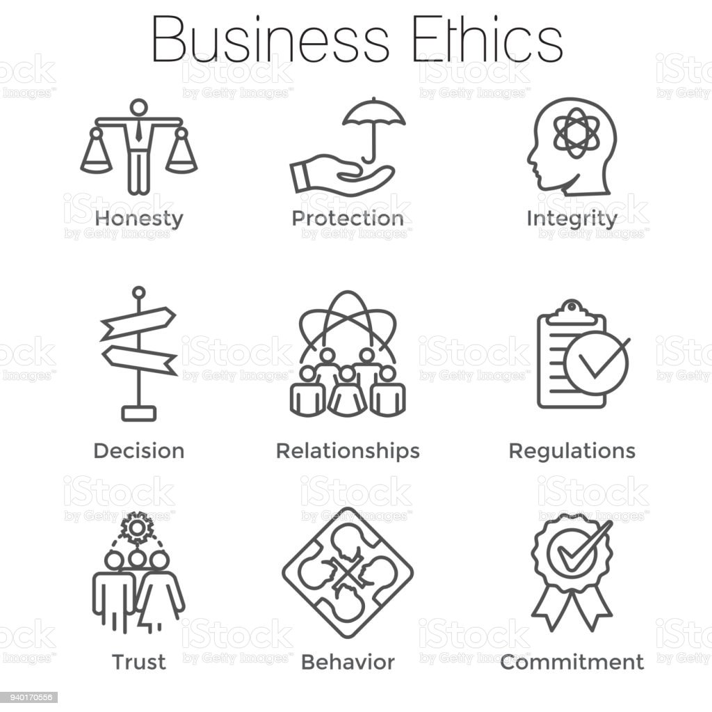 the relationship between business ethics and age