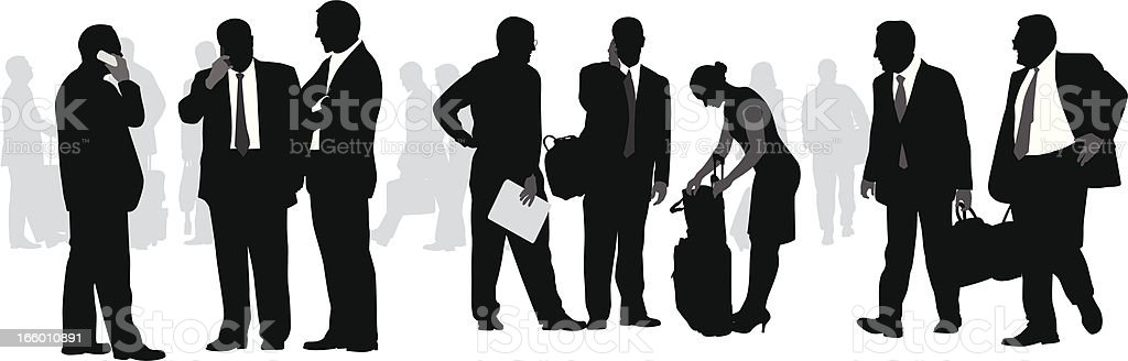 Business Get Together royalty-free business get together stock vector art & more images of adult