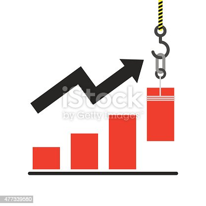 business graf vector