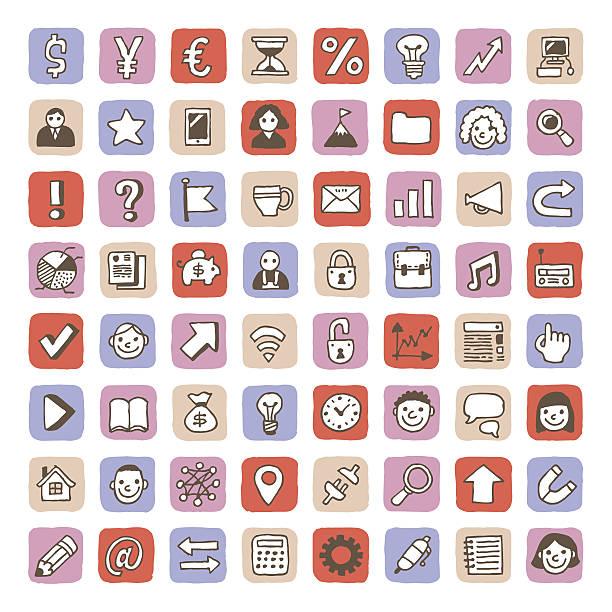 Cute Binder Ideas Illustrations Royalty Free Vector