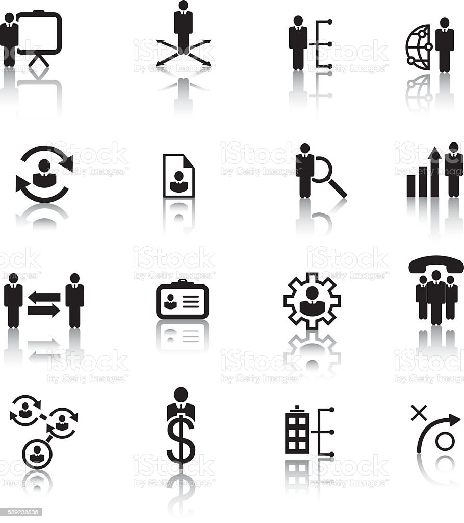 Business Icons royalty-free business icons stock vector art & more images of adult