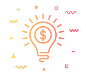 istock Business Idea Line Style Icon Design 1154465843