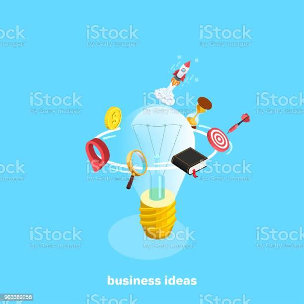 Pomysły Biznesowe - Stockowe grafiki wektorowe i więcej obrazów Zegar