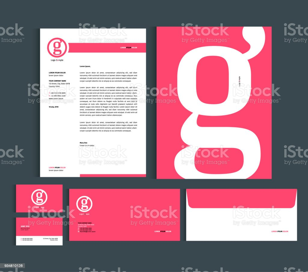 Business identity design templates stationery set letterhead a4 business identity design templates stationery set letterhead a4 template name card 3 cheaphphosting Choice Image