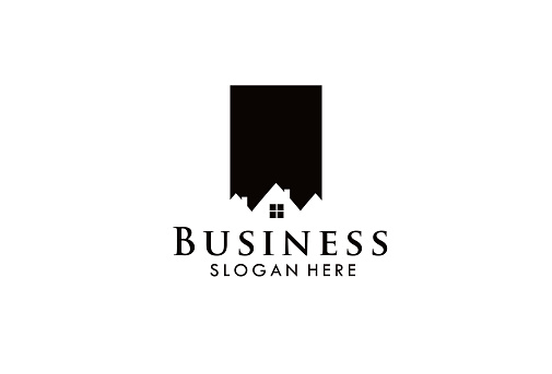 Business identity for real estate or home agency
