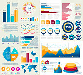 istock Business infographic colorful designs 1201292836