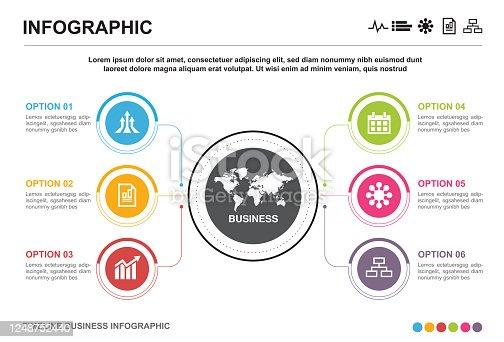 istock Business infographic 1248752440