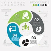 Business Infographics and icons