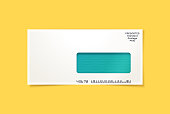 istock Business Mailing Envelope 923821800
