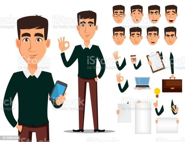 Business man cartoon character creation set vector id873886308?b=1&k=6&m=873886308&s=612x612&h=njzbsugemblysiou2iiur79i59fog8zairdfc2aw 4e=