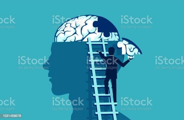 Business man climbing up the stairs reaching human head to add piece vector id1031459576?b=1&k=6&m=1031459576&s=612x612&h=jioouxywudqggrjlb8vvgva5dqvkx934tx2kqky5eis=