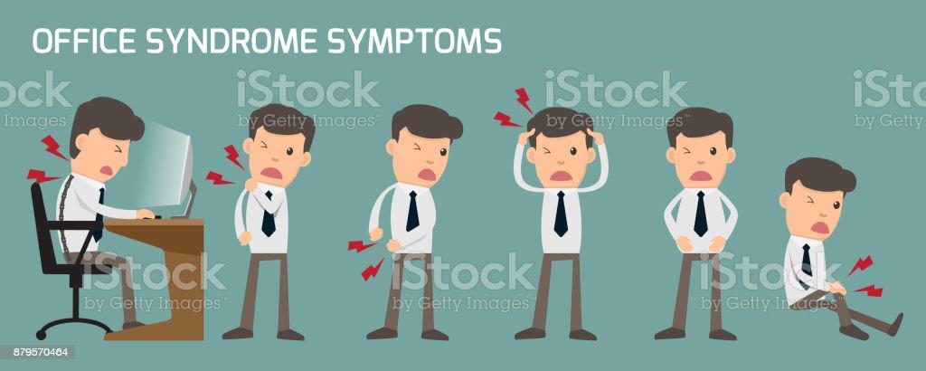 sintomas dolor de cabeza espalda y cuello