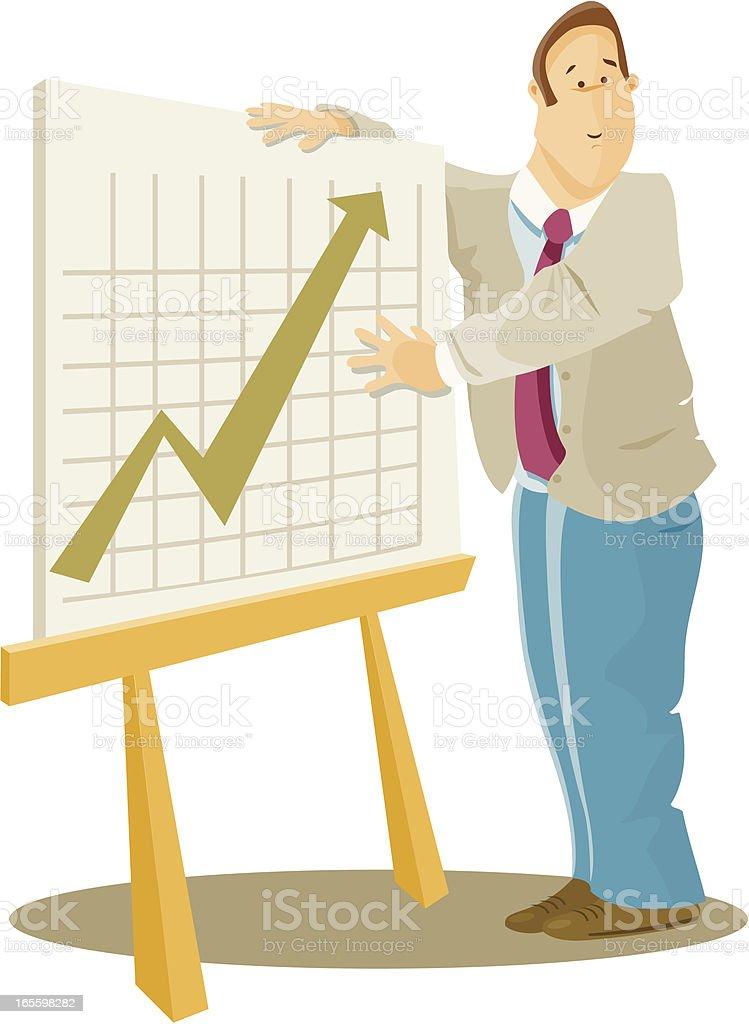 Homem de negócios ilustração de homem de negócios e mais banco de imagens de adulto royalty-free