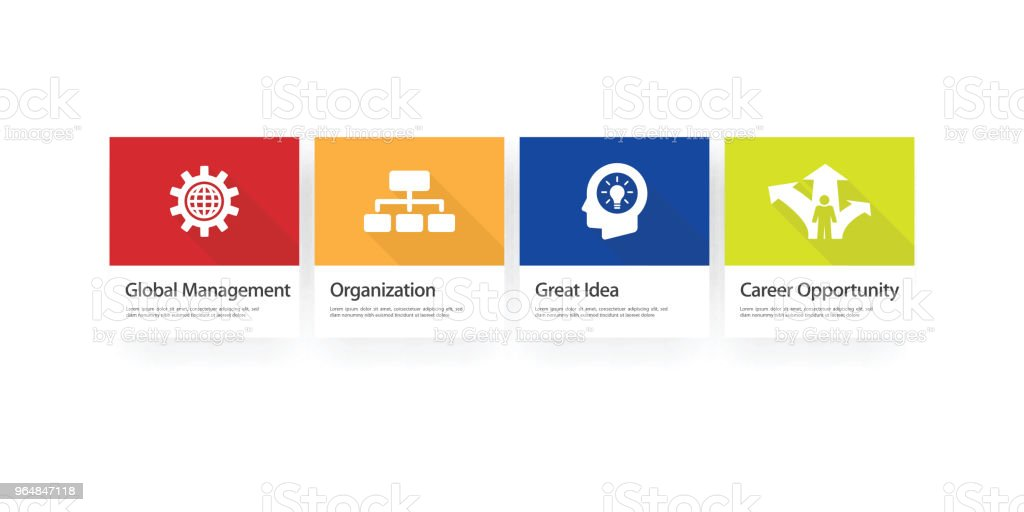 Business Management Infographic Icon Set royalty-free business management infographic icon set stock vector art & more images of bank