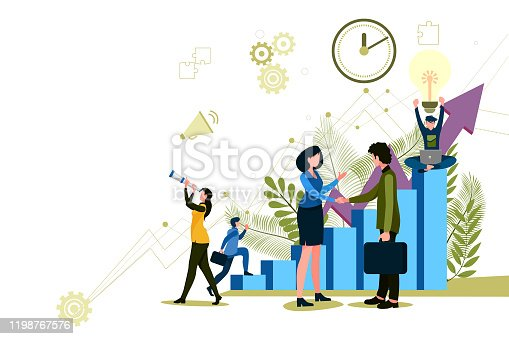 istock Business management 1198767576