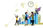 istock Business management 1198767576