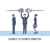 B2B Business Marketing