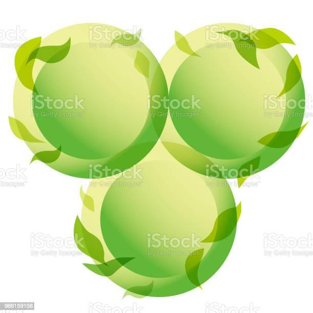 Materiali Aziendali In Verde Crescente - Immagini vettoriali stock e altre immagini di Affari