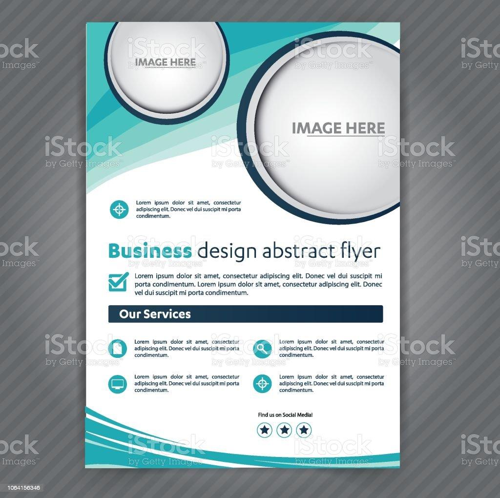 business medical travel tourism real estate flyer brochure template